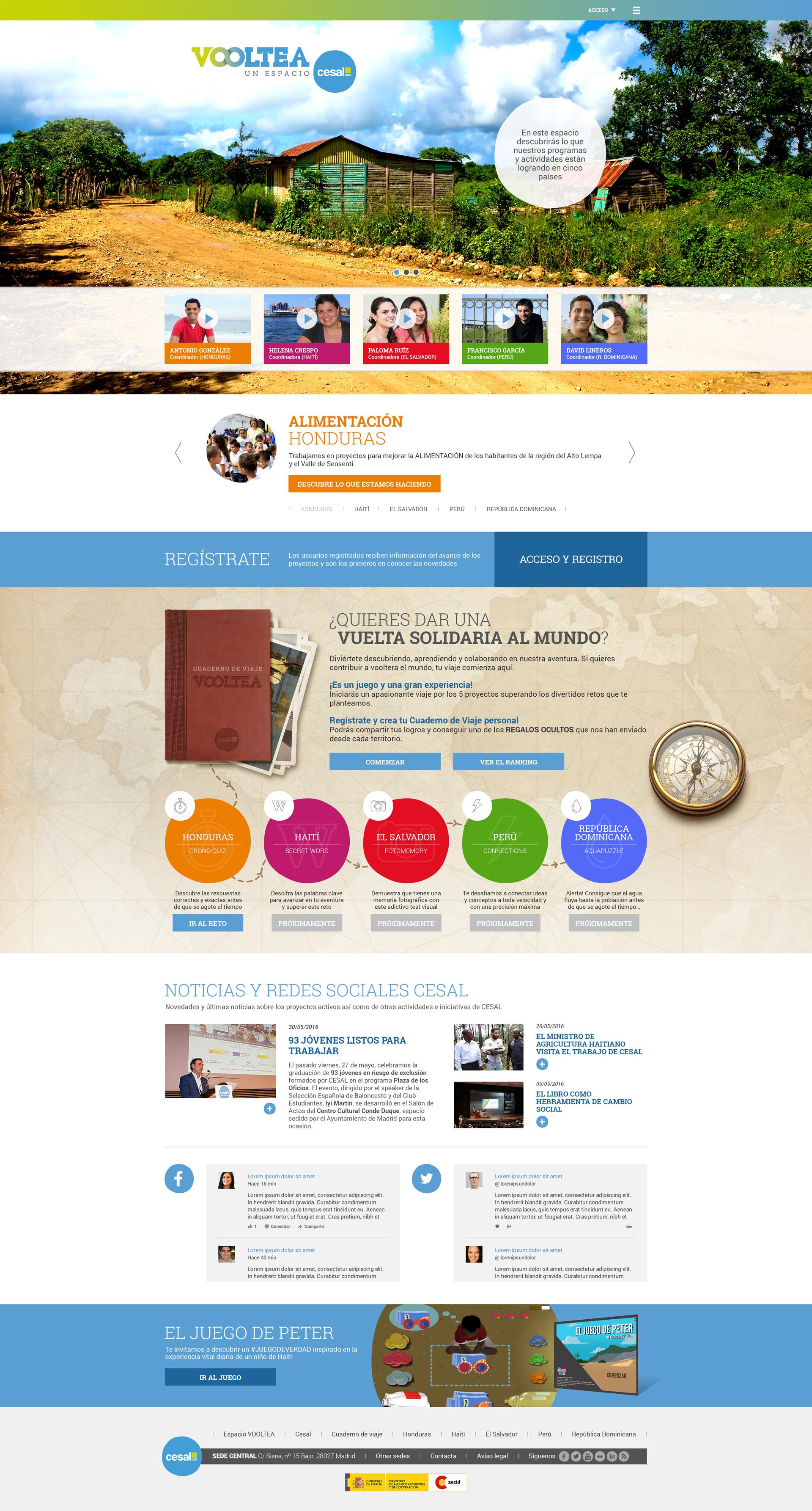 Cvongd Plataforma Educativa E Interactiva Para Jovenes Y Docentes